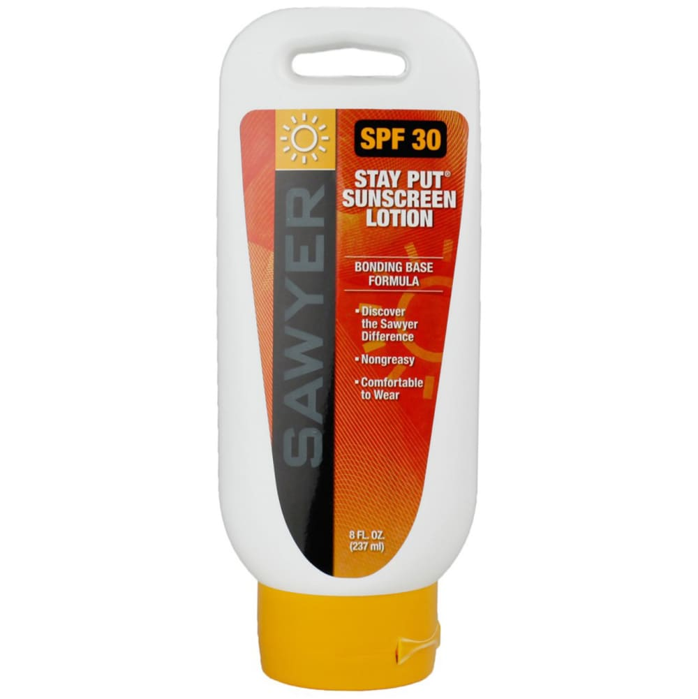 SAWYER 8 oz. Stay-Put SPF 30 Sunscreen - NONE