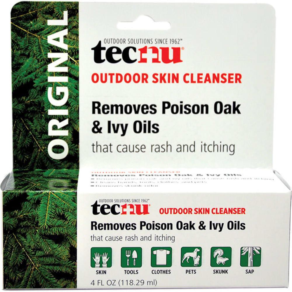 TECNU Poison Ivy/Oak/Sumac Skin Cleanser, 4 oz. - NONE