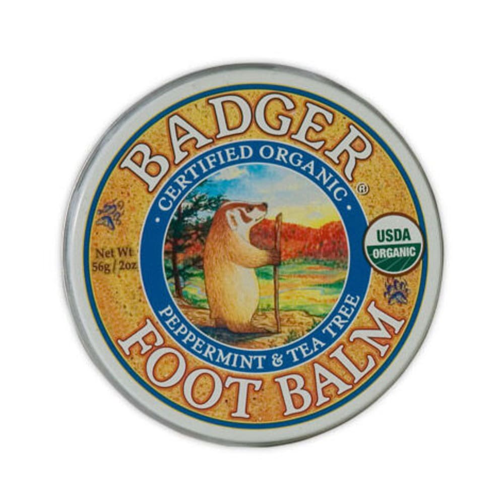 BADGER Foot Balm - NONE