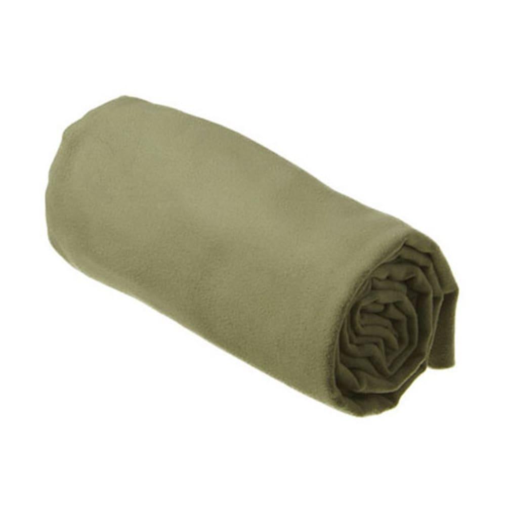 SEA TO SUMMIT DryLite Towel, XL - EUCALYPTUS