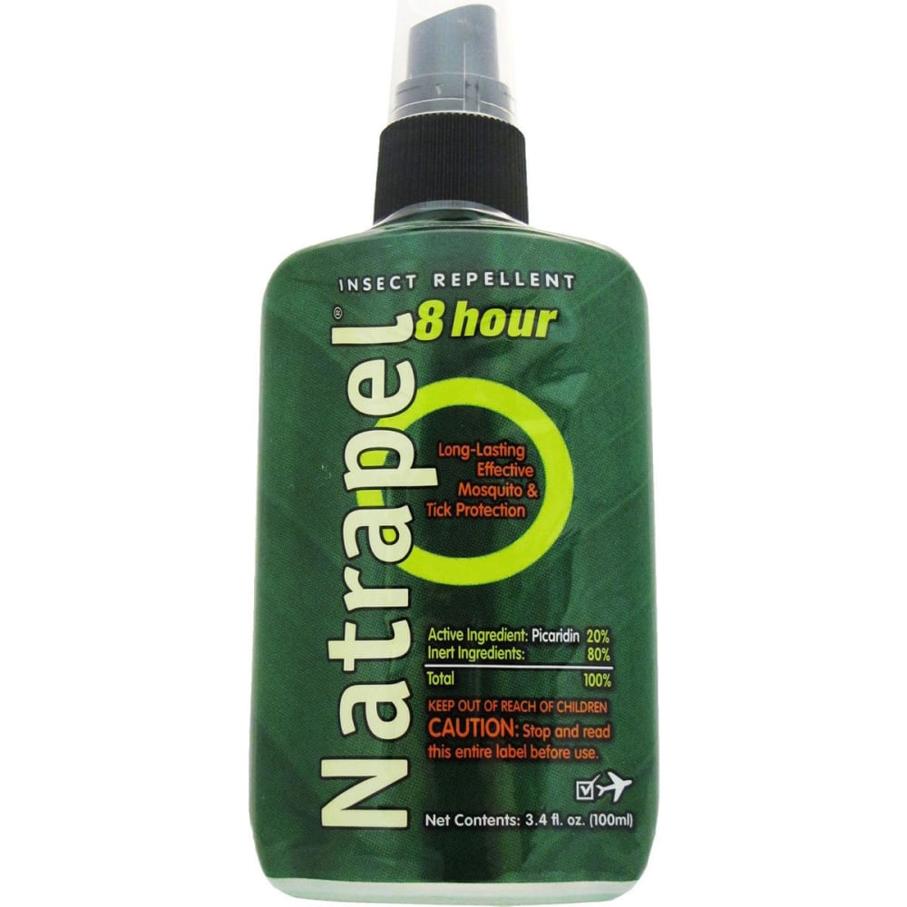 AMK Natrapel 8-Hour Insect Repellent, 3.4 oz. Pump  - NONE