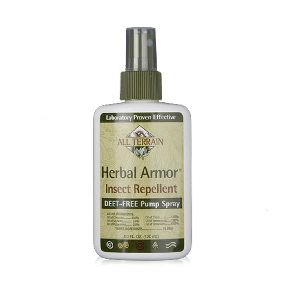 ALL TERRAIN Herbal Armor Insect Repellent, 4 oz. - NONE