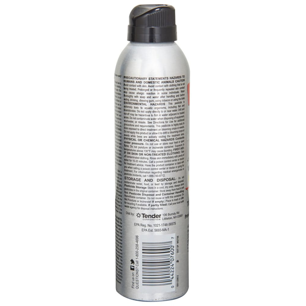 BEN'S Clothing and Gear Insect Repellent - NONE