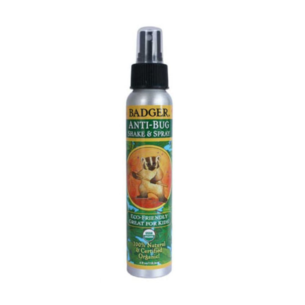BADGER Anti-Bug Shake and Spray - NONE
