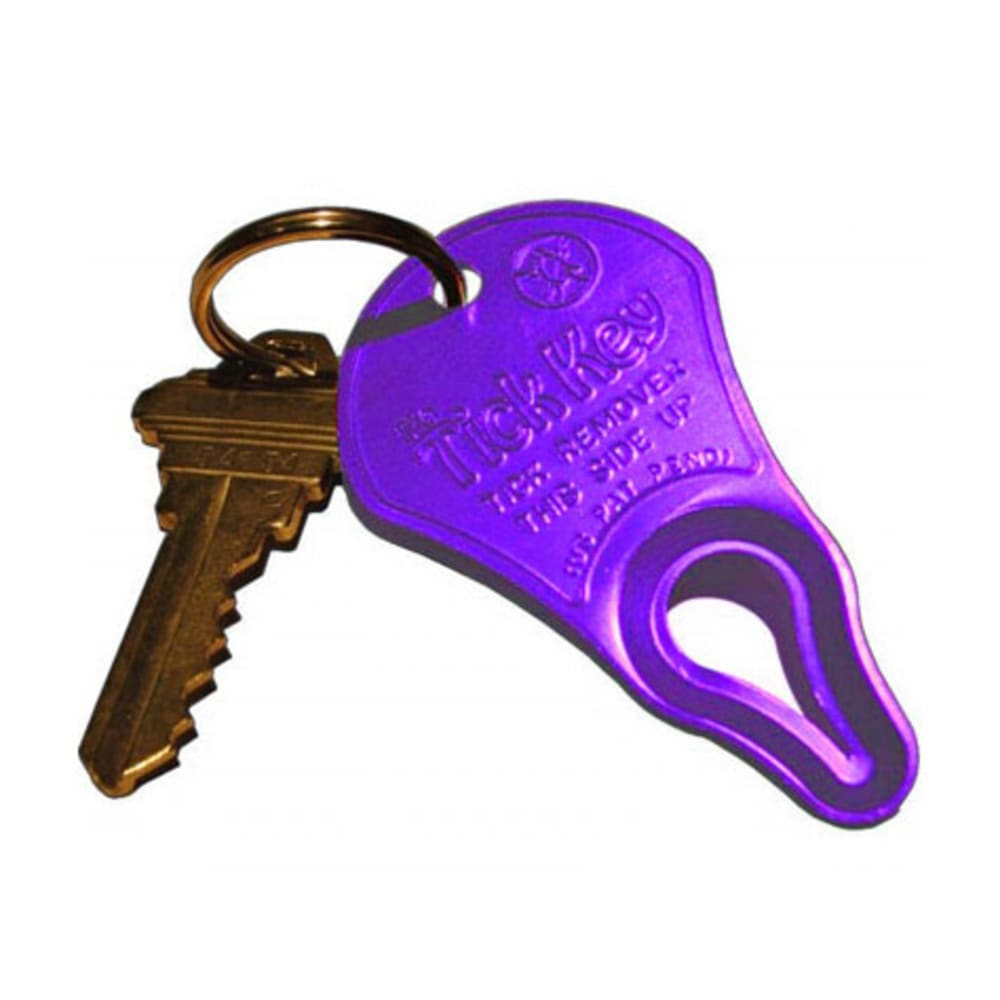 TICK KEY The Tick Key - PURPLE