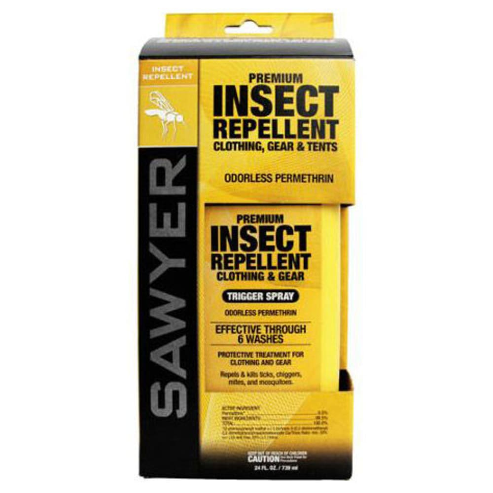 SAWYER Permethrin Repellent, 24 oz. - NONE