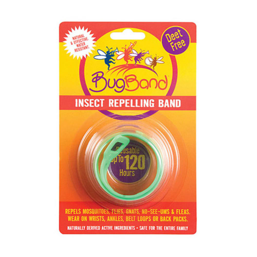 EES BugBand Insect Repelling Wristband - ASSORTED