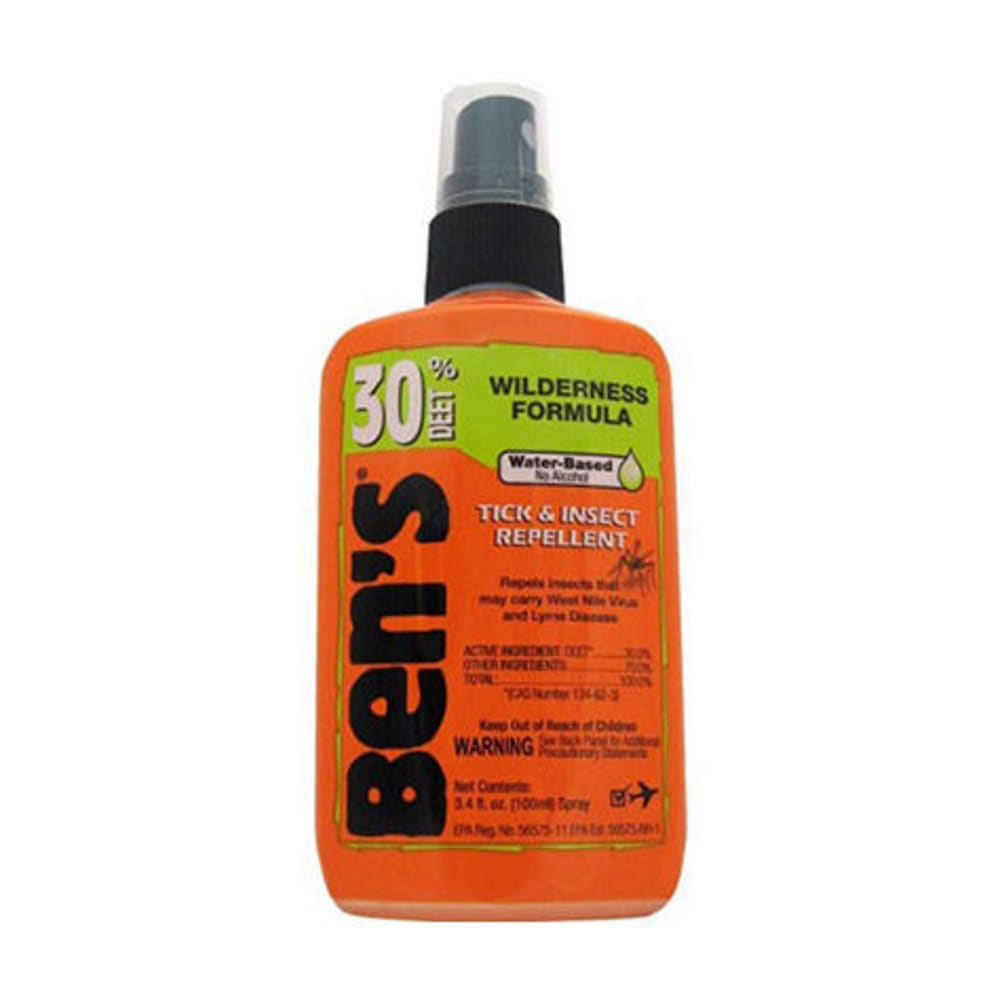 AMK Ben's 30 Insect Repellent, 3.4 oz. Pump - NONE