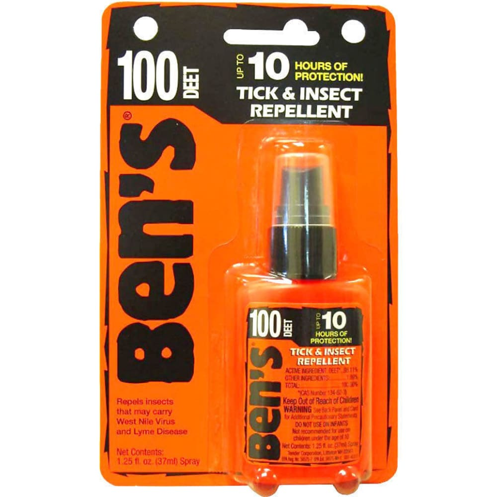 AMK Ben's 100 Max Bug Protection - NONE