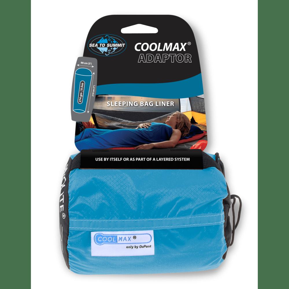 SEA TO SUMMIT Adaptor Coolmax Sleeping Bag Liner NA