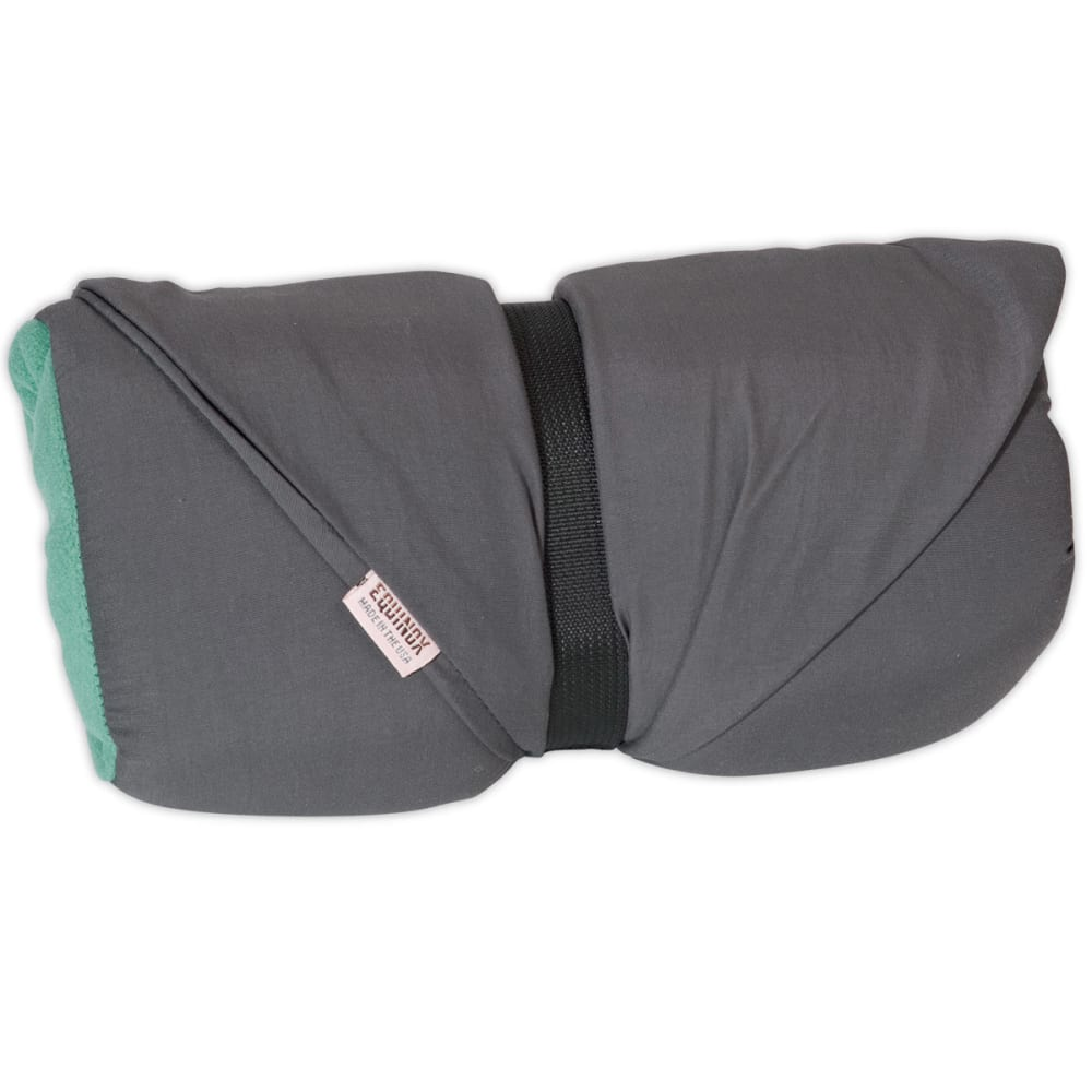 EQUINOX Armadillo Pillow - SEA GREEN