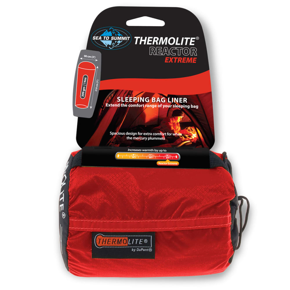 SEA TO SUMMIT Thermolite Reactor Extreme Liner - NONE