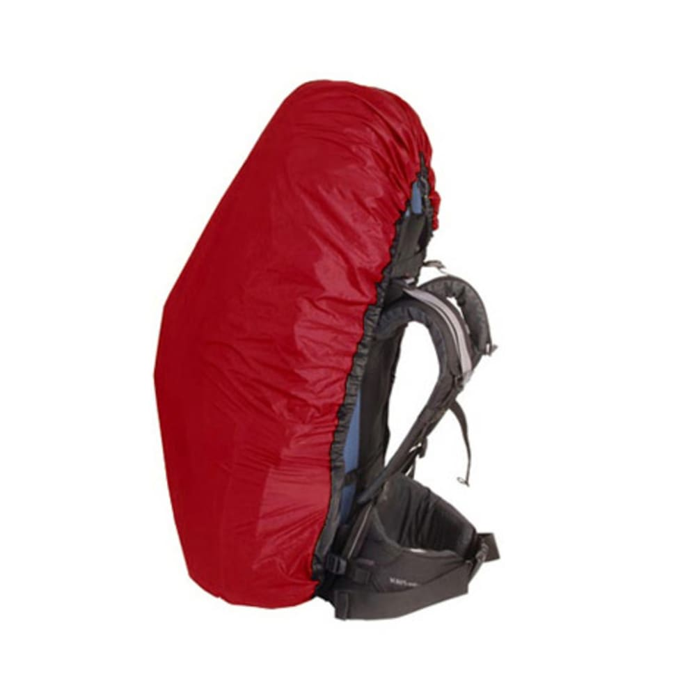 SEA TO SUMMIT UltraSil Pack Cover, Small - RED