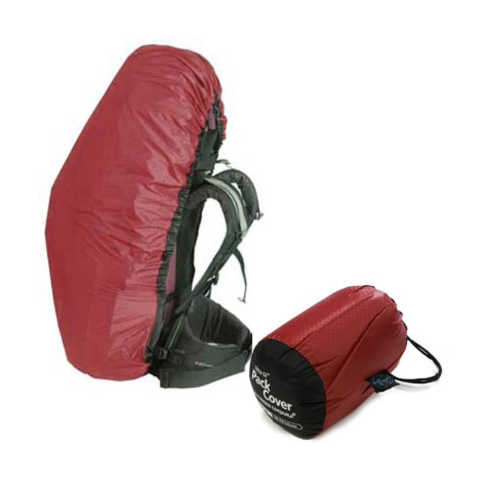 SEA TO SUMMIT UltraSil Pack Cover, Medium - RED