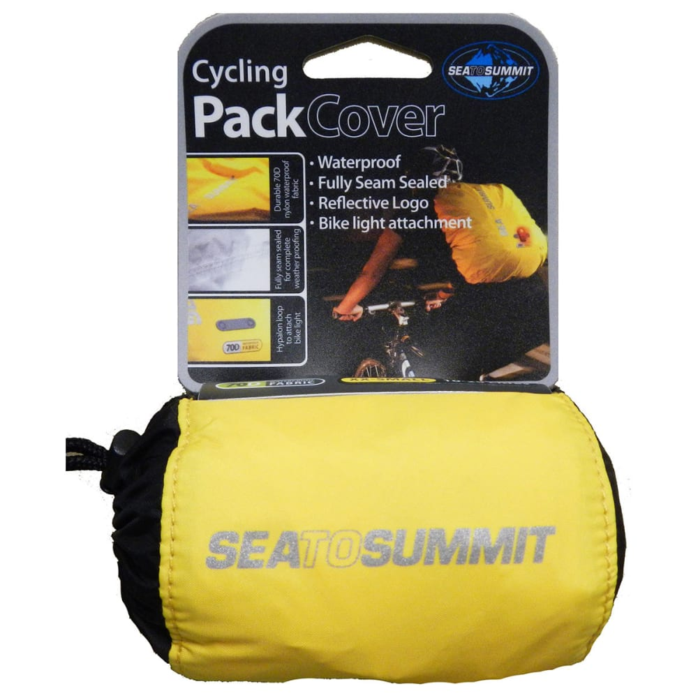 SEA TO SUMMIT XS Cycling Pack Cover - YELLOW