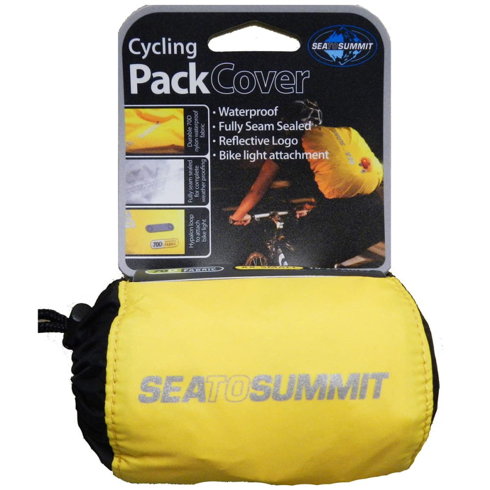 SEA TO SUMMIT XXS Cycling Pack Cover - YELLOW