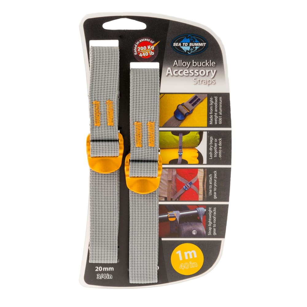 SEA TO SUMMIT 20 mm Accessory Strap - YELLOW