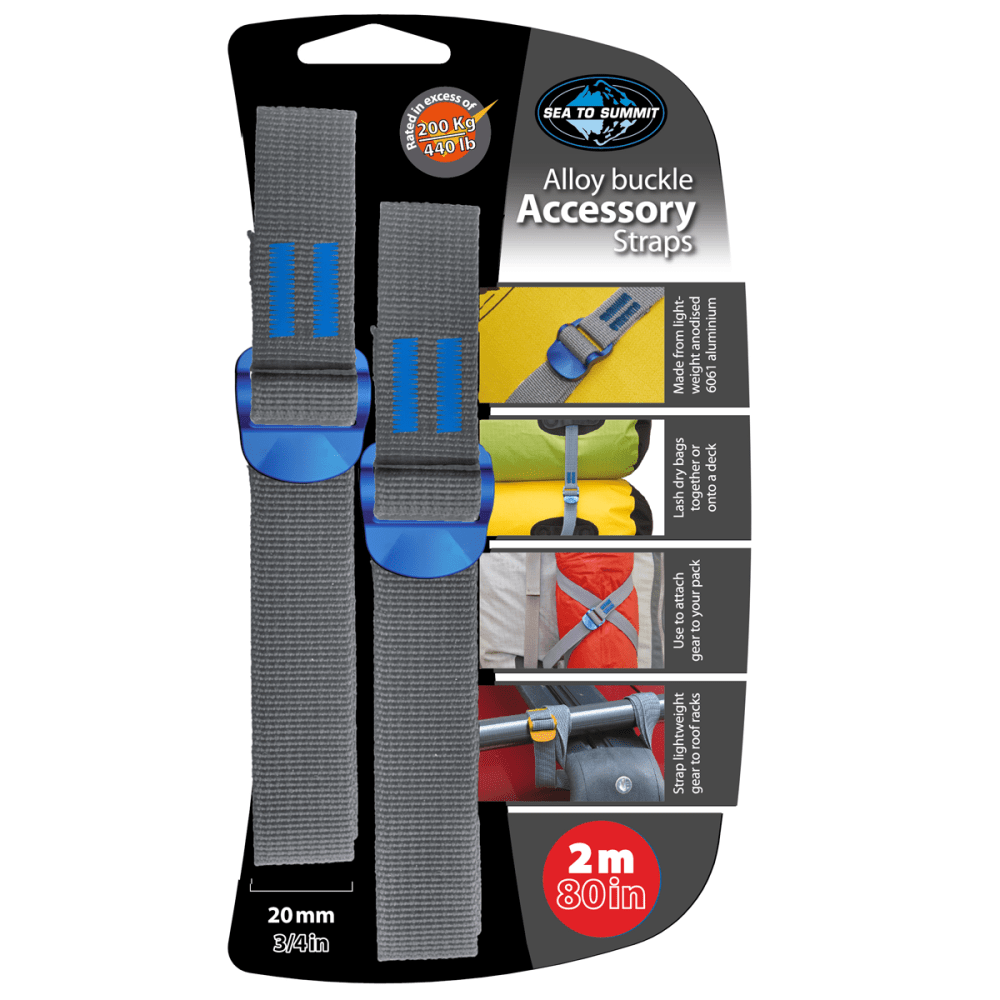 SEA TO SUMMIT 20 mm Accessory Strap - RED