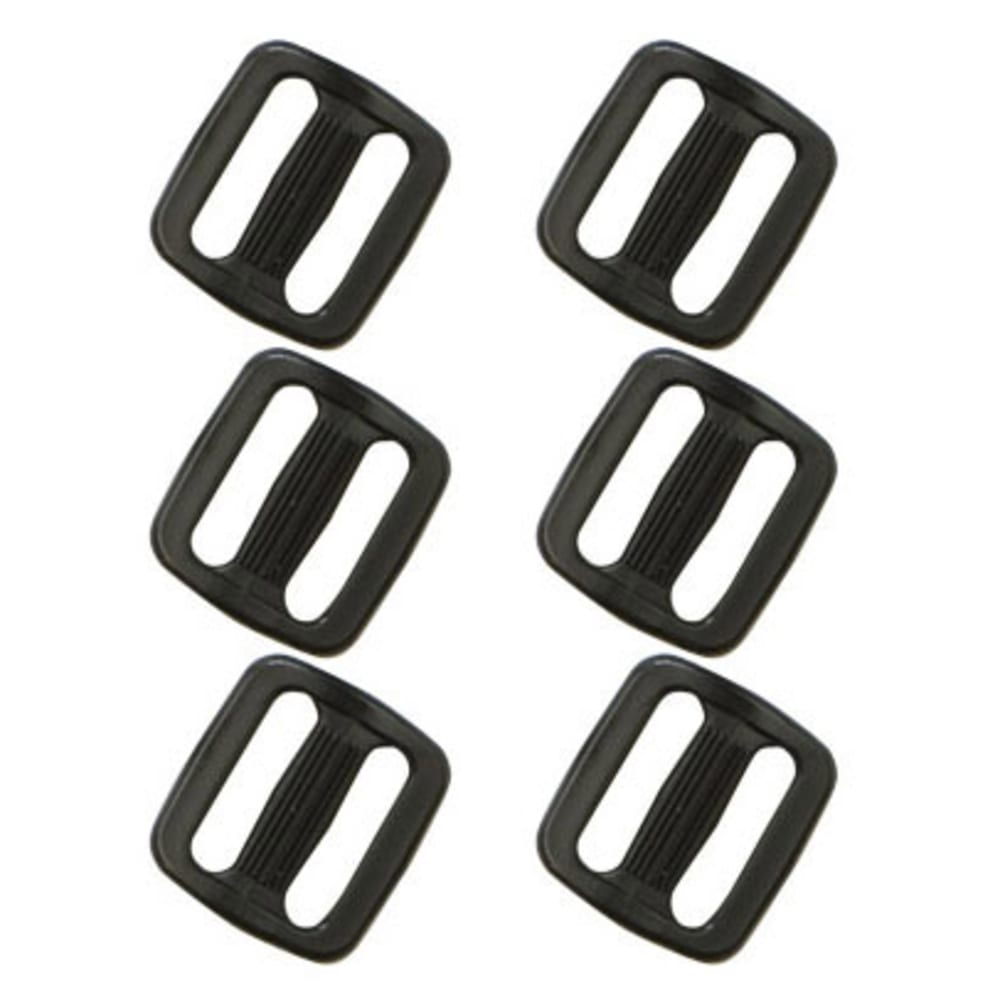 LIBERTY MOUNTAIN Tri-Glide Fasteners, 0.75 in. - NONE