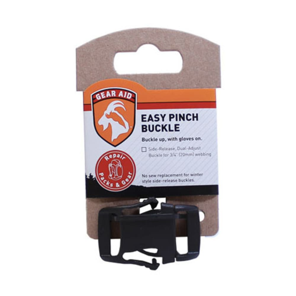 GEAR AID EZ Pinch SR Buckle Kit, 3/4 in. - NONE