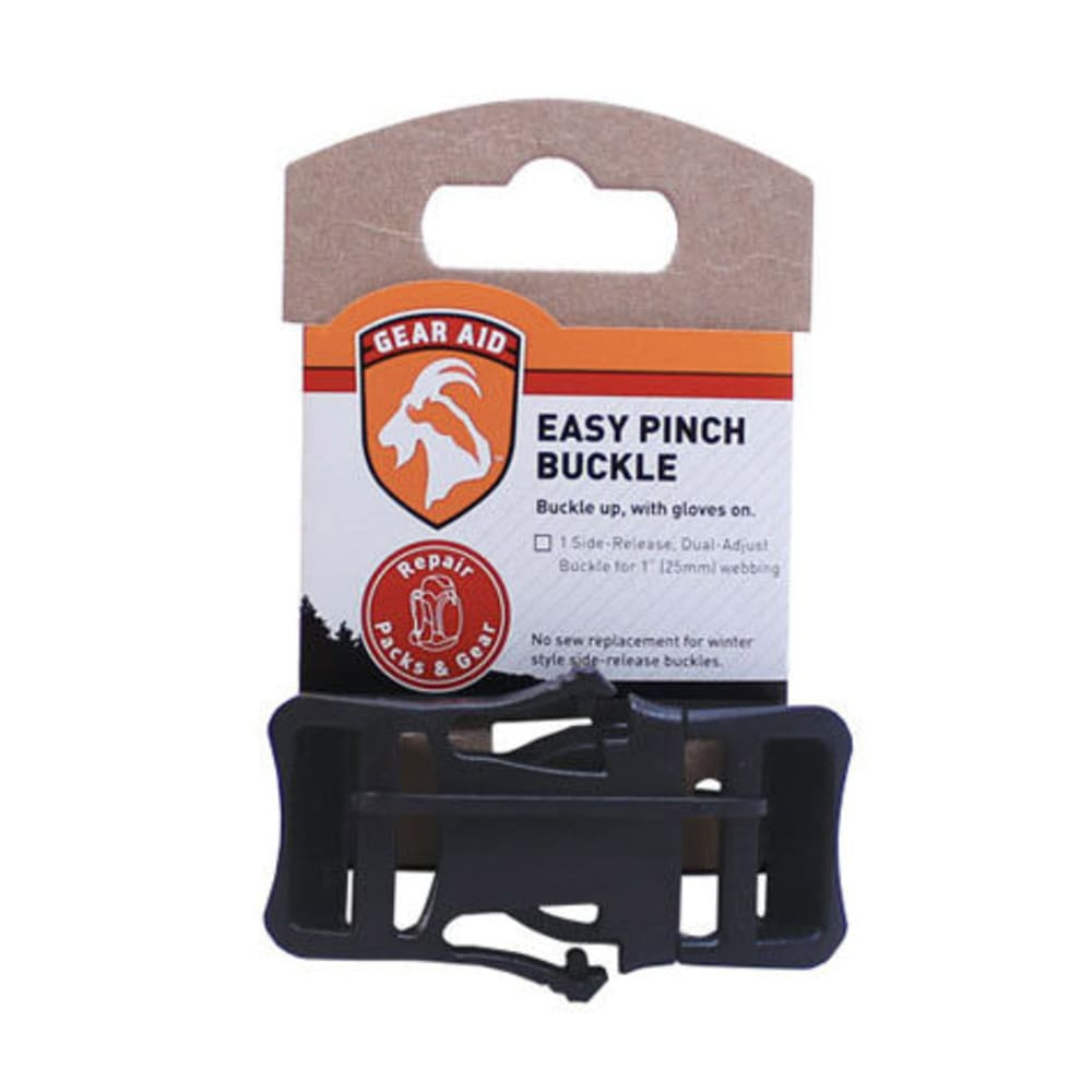 GEAR AID EZ Pinch SR Buckle Kit, 1 in. - NONE