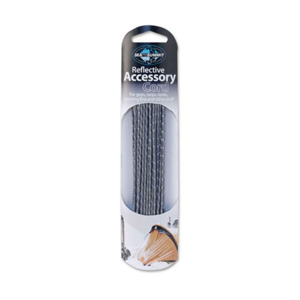 SEA TO SUMMIT Reflective Accessory Cord, 1.8 mm - ASSORTED
