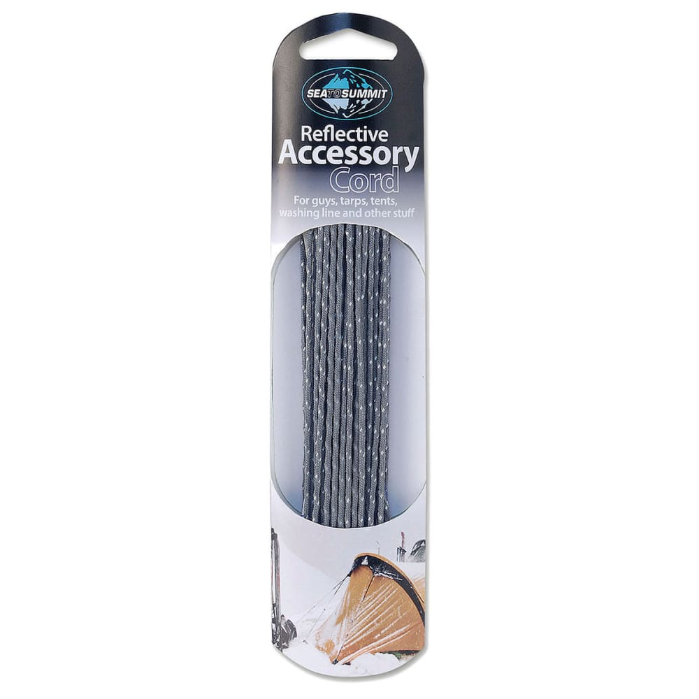 SEA TO SUMMIT Reflective Accessory Cord, 3 mm - GREY