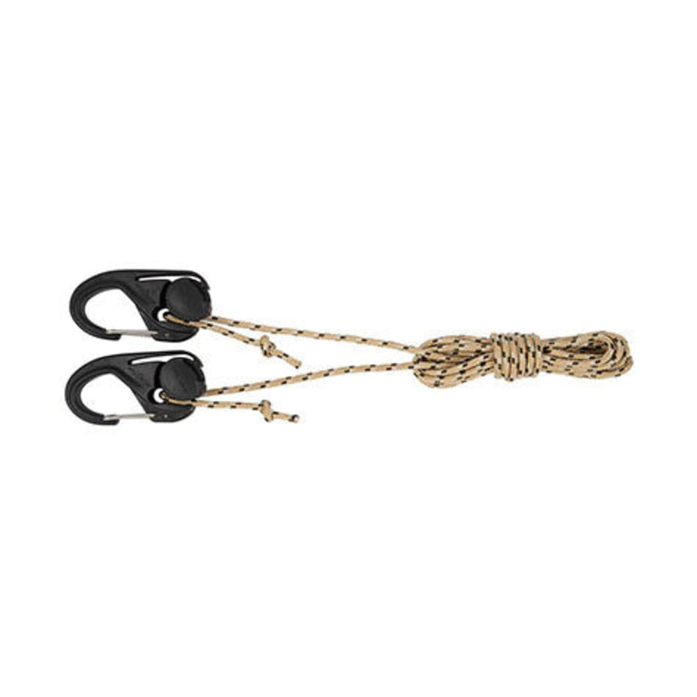 NITE IZE Cam Jam with Cord, 2-Pack - BLACK