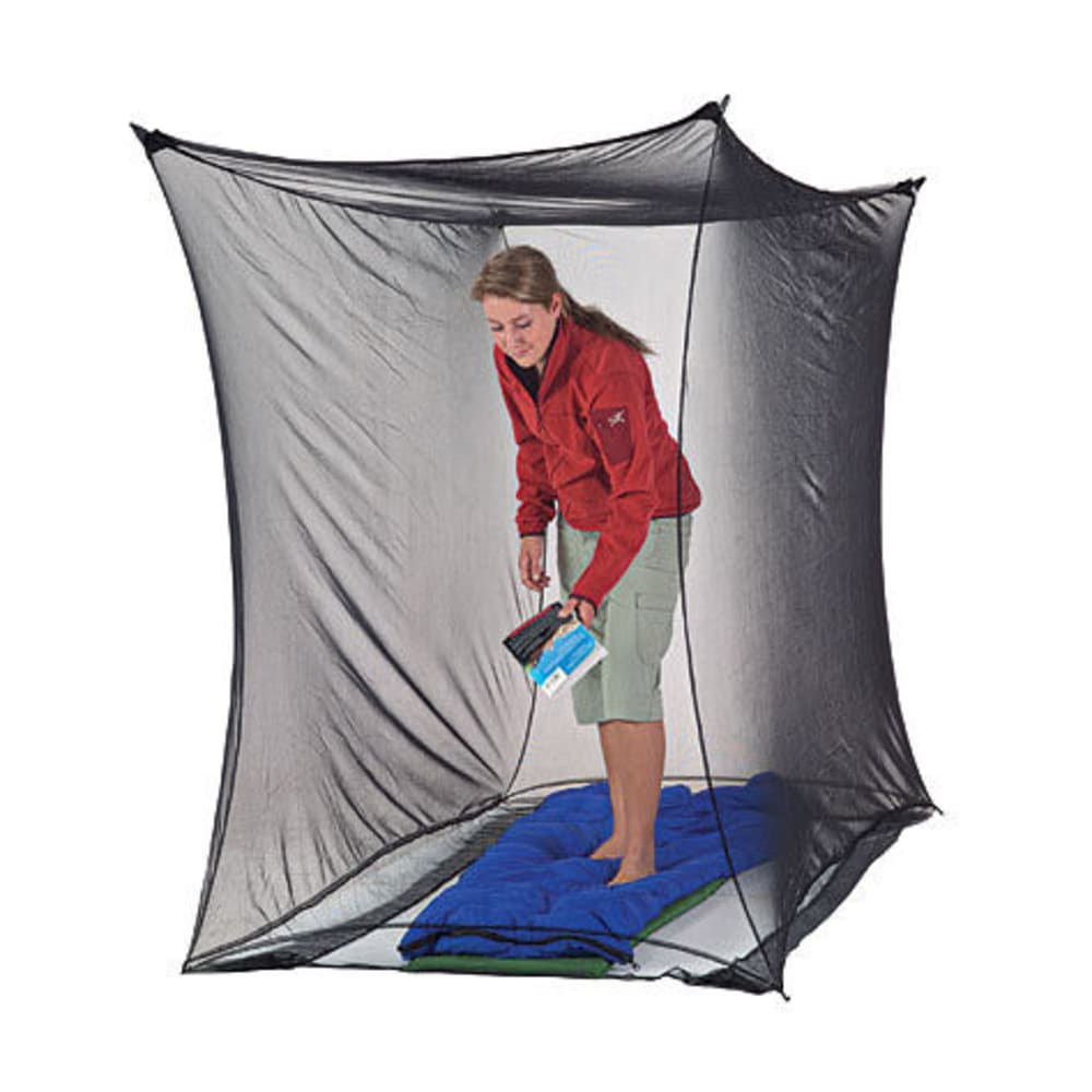 SEA TO SUMMIT Insect Shield Box Net Shelter, Single - NONE