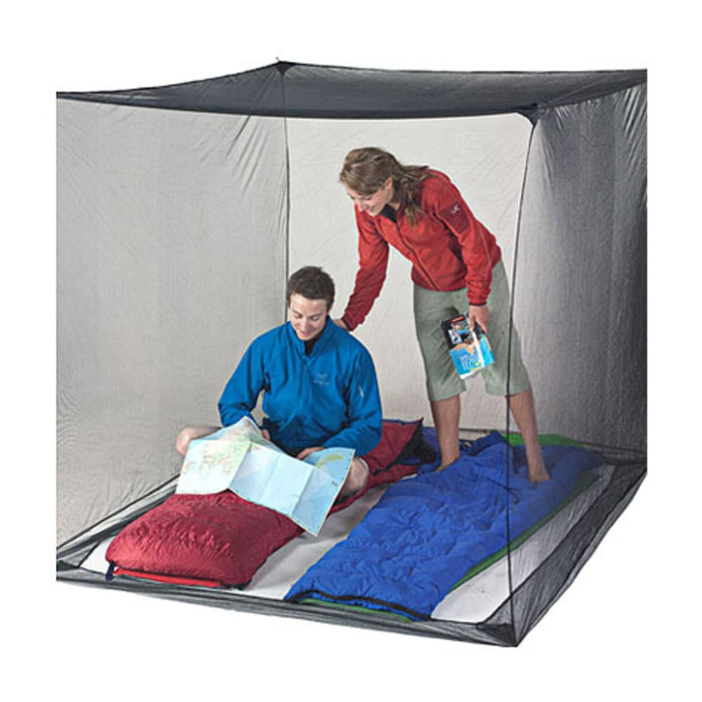 SEA TO SUMMIT Box Net Shelter, Double - NONE