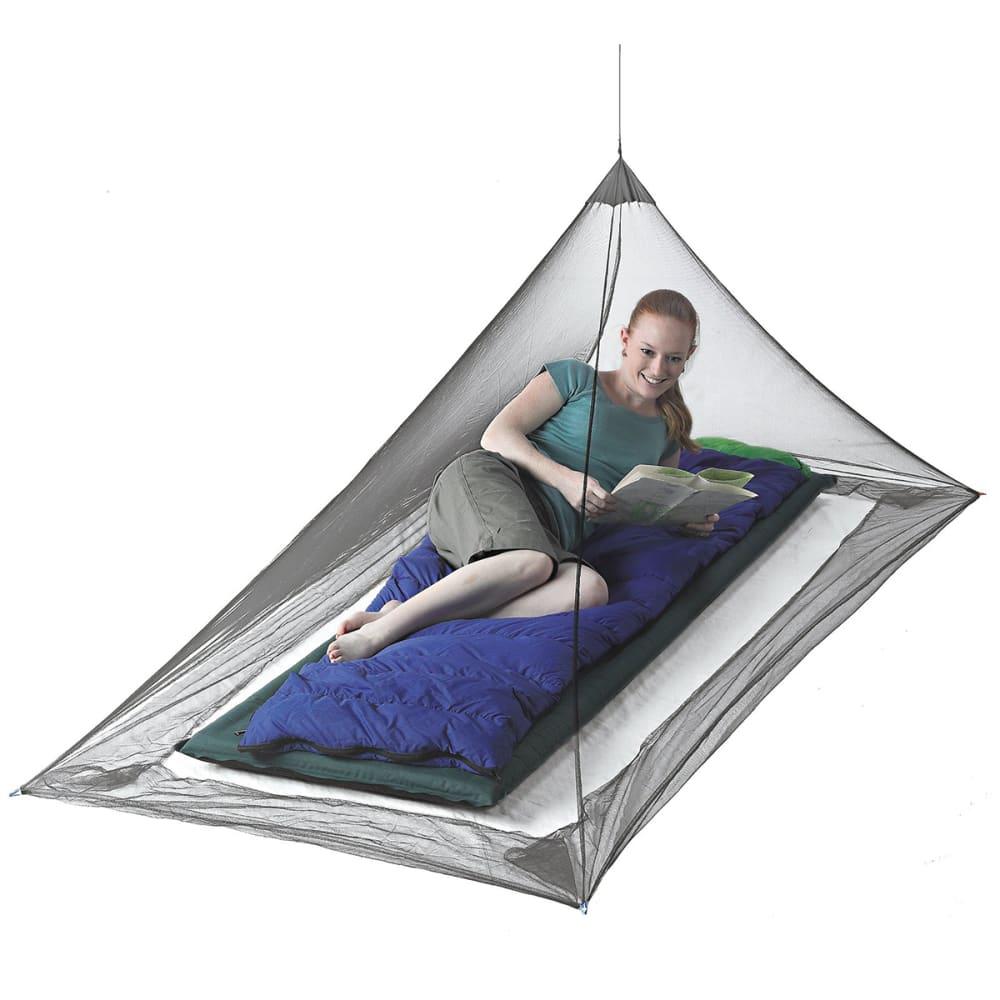 SEA TO SUMMIT Nano Mosquito Pyramid Net with Insect Shield - NONE