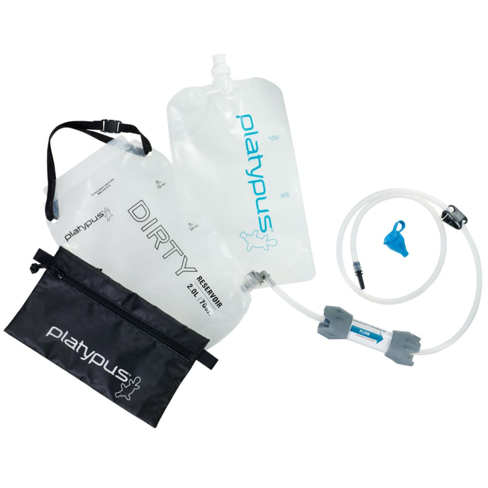 Platypus Gravityworks 2.0 Water Filter Reservoir Kit 06951