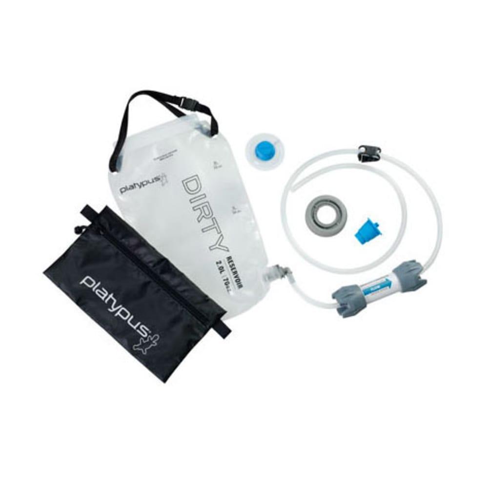 PLATYPUS GravityWorks 2.0 Water Filter Bottle Kit - NONE
