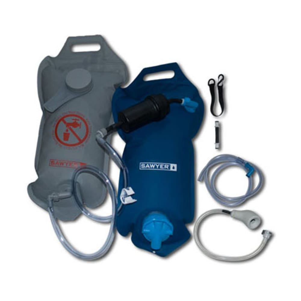 SAWYER Complete 4 Liter Gravity Water Purification System - NONE