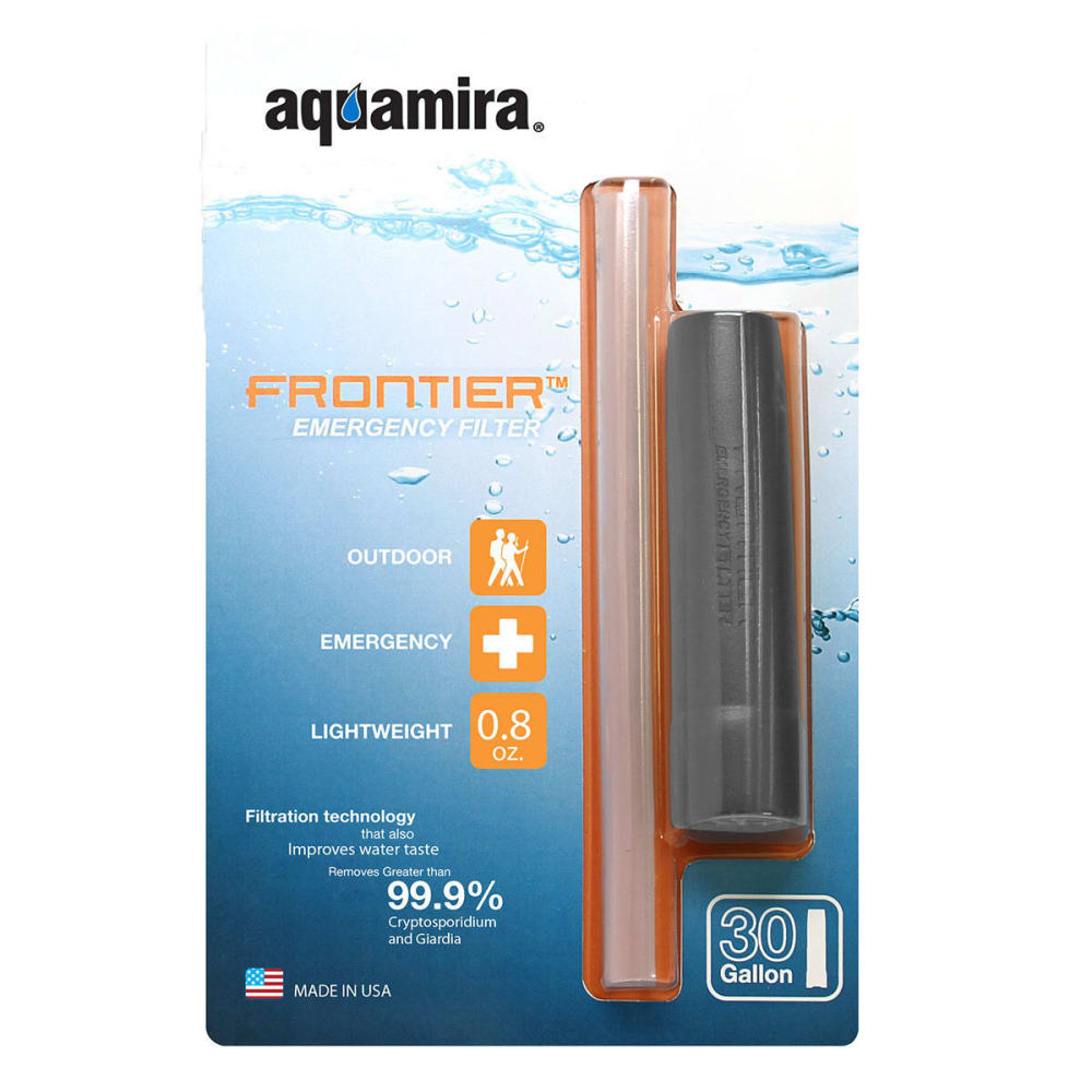 AQUAMIRA Frontier Emergency Water Filter System - NONE