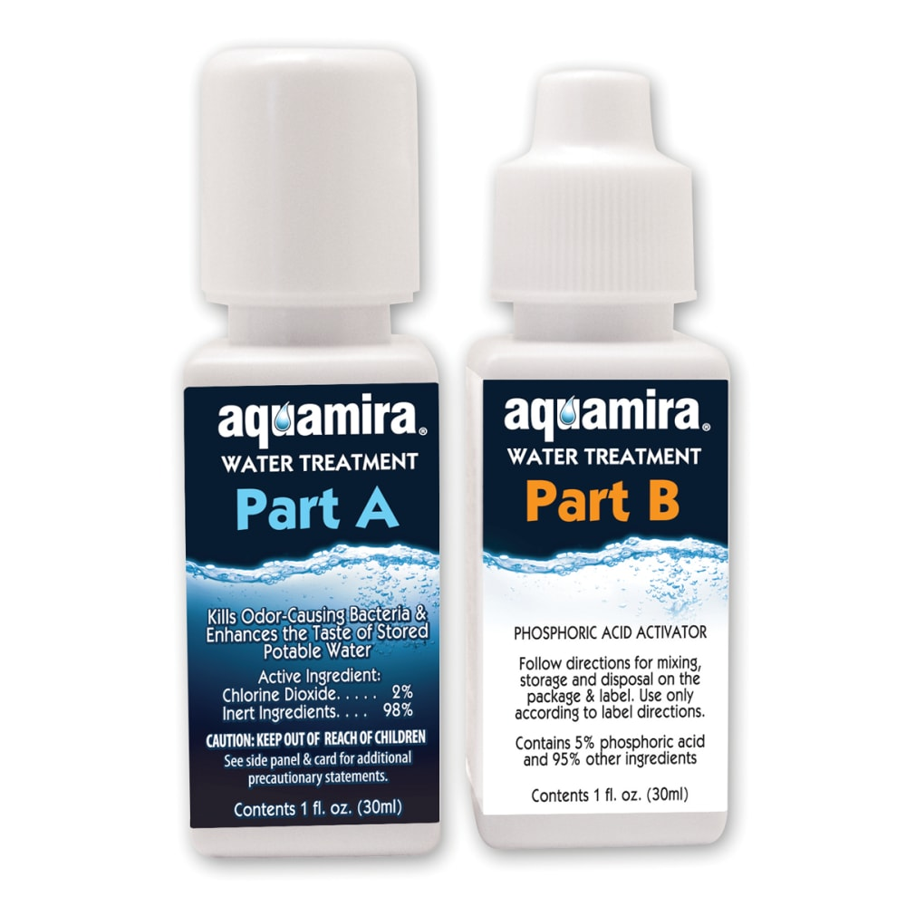 AQUAMIRA Water Treatment Drops - NONE