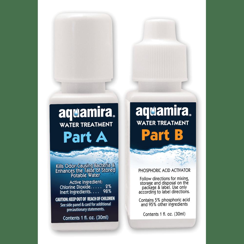 AQUAMIRA Water Treatment Drops NO SIZE