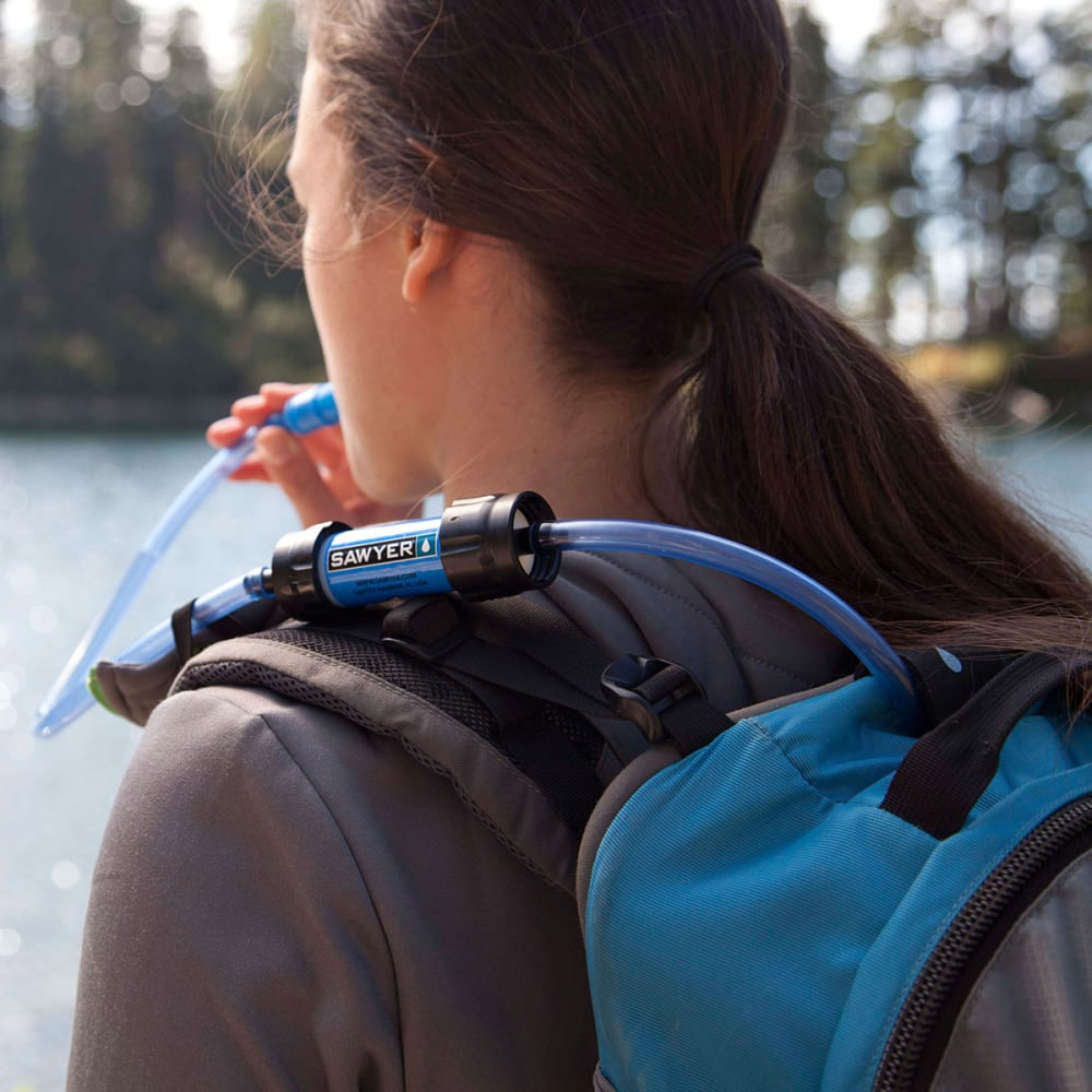 SAWYER Mini Water Filter - BLUE/SP128