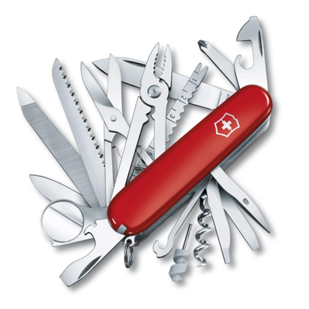 SWISS ARMY SwissChamp Knife - RED