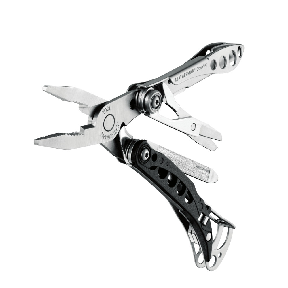 LEATHERMAN Style PS Knife - STAINLESS STEEL