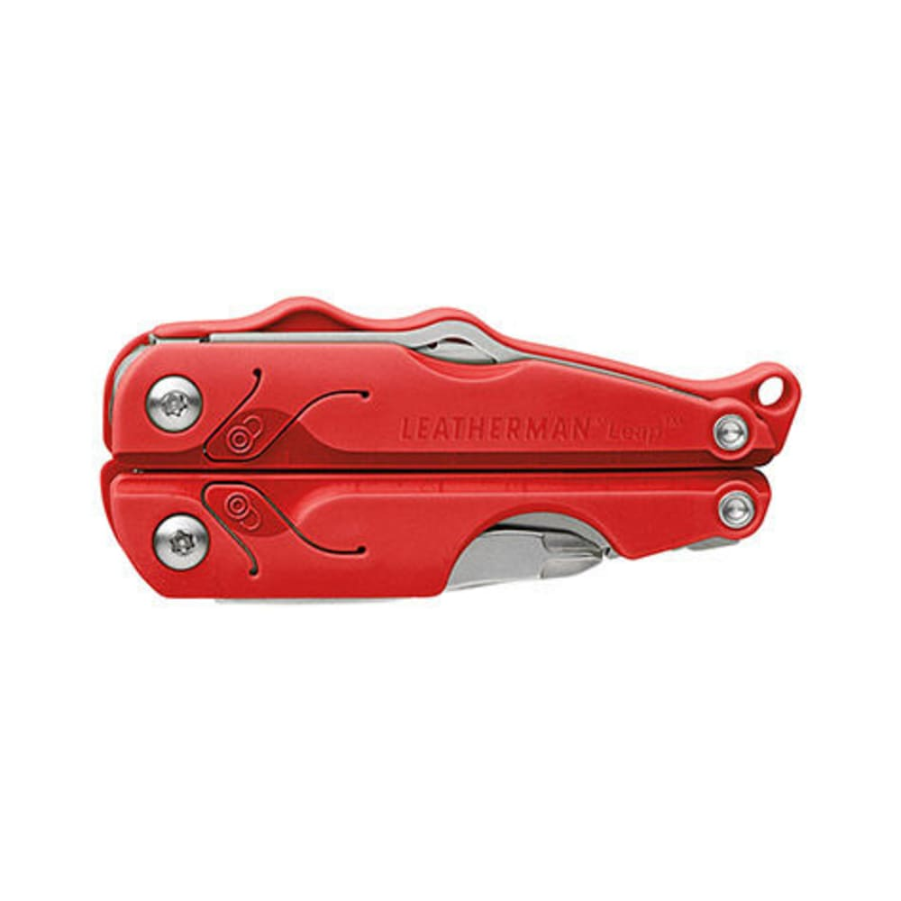 LEATHERMAN Leap Multitool, Red - RED