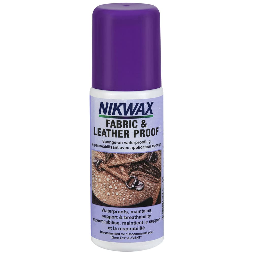 NIKWAX Fabric/Leather Treatment - NONE
