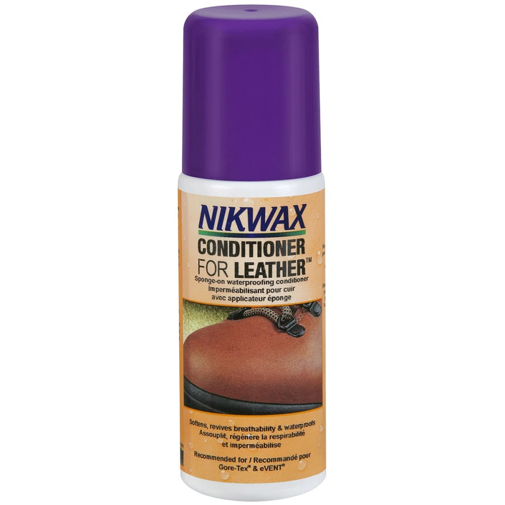 NIKWAX Footwear Conditioner - BLACK/SILVER