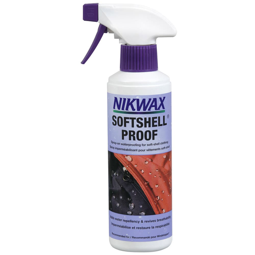 NIKWAX Soft Shell Spray - NONE