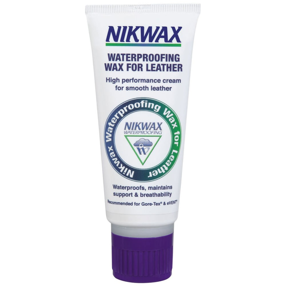 NIKWAX Waterproof Wax for Leather - NONE