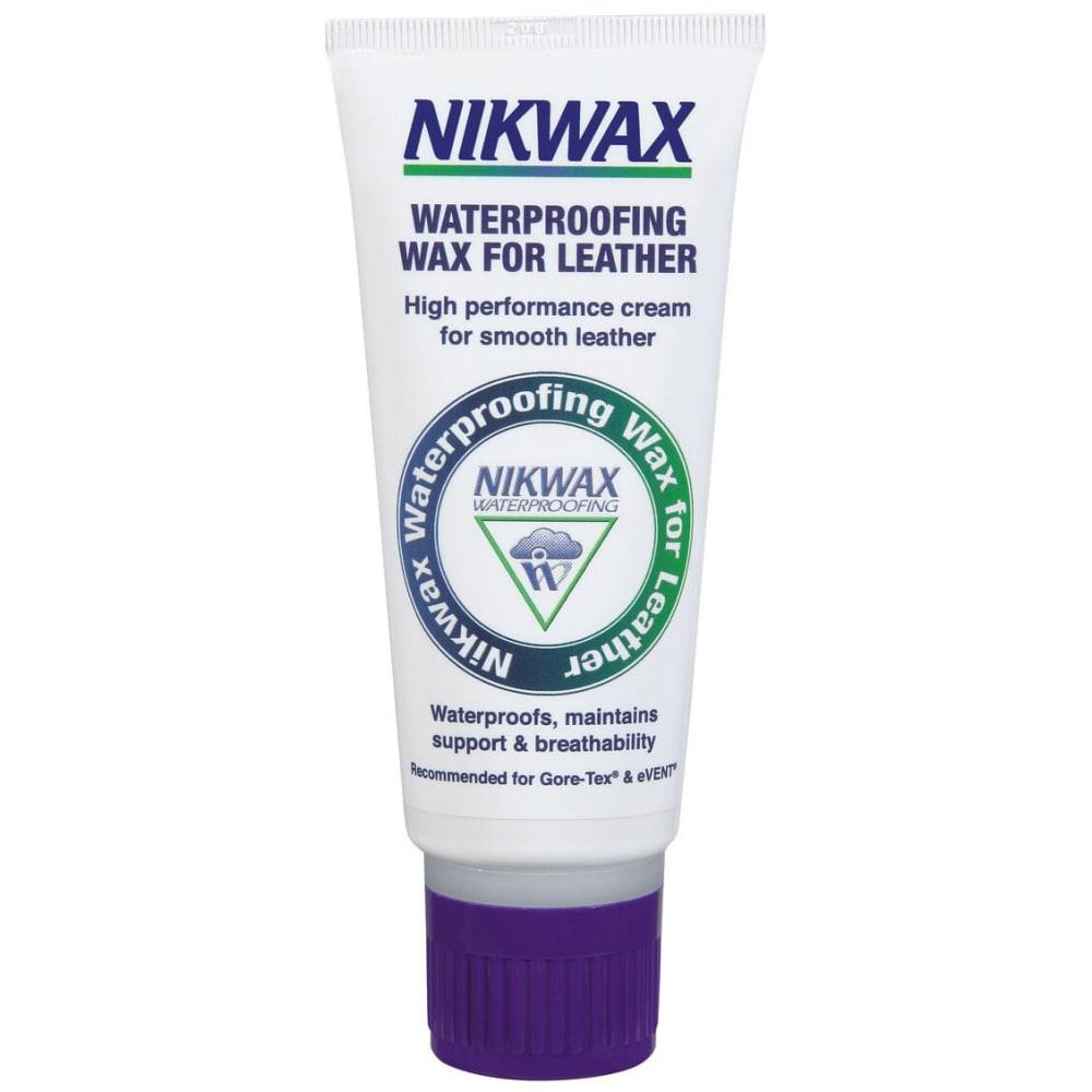 NIKWAX Waterproof Wax for Leather - NONE