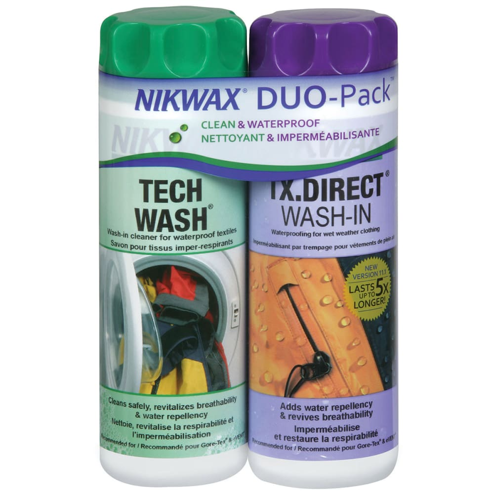 NIKWAX Tech Wash/TX.Direct Weatherproofing - NONE
