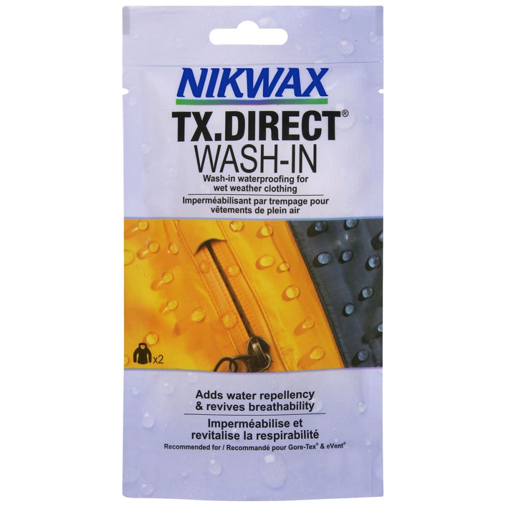 NIKWAX TX.Direct Concentrate, 100 ml - FOREST/BLACK