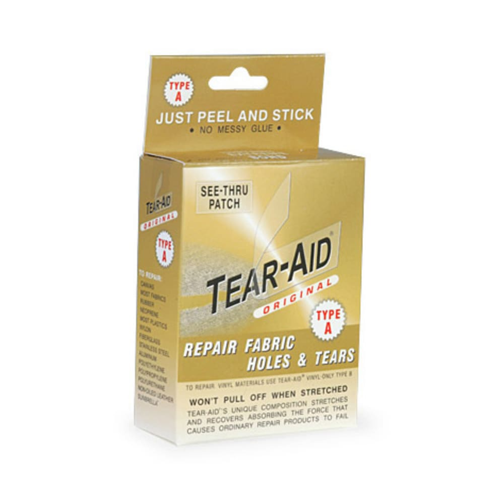 TEAR-AID Patch Kit - NONE