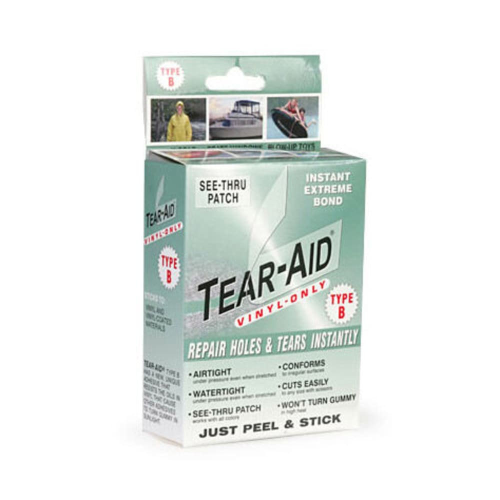 TEAR-AID Vinyl Patch Kit - NONE
